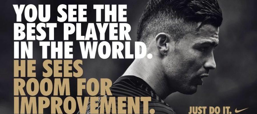 Ronaldo best player