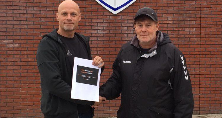 Samenwerking Leren Winnen! en vv Unicum