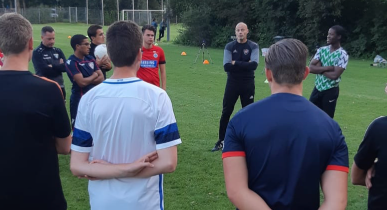 Performance trainingen bij Batavia JO19 Lelystad